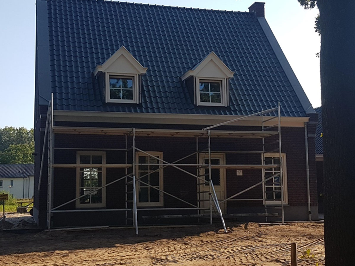 BVD dakkapel renovatie