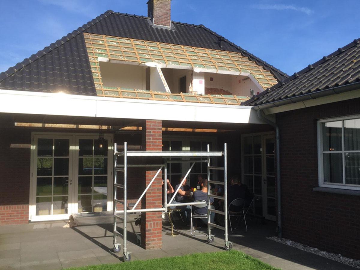 BVD dakkapel plaatsen